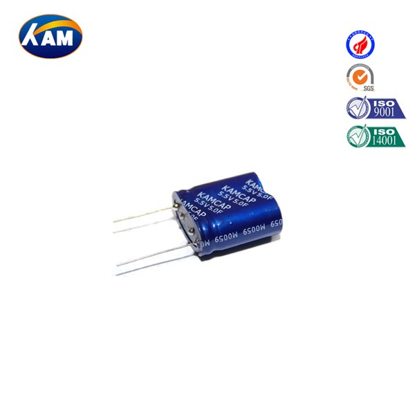 5.5V Combined Type Seires Super Capacitors