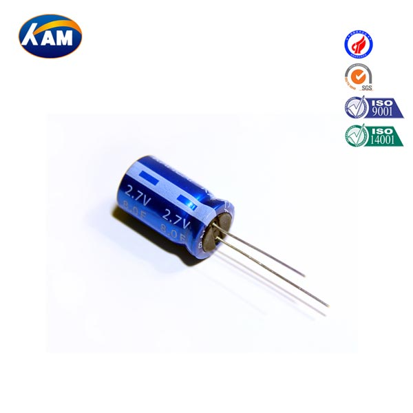 2.7V High Temperature Series