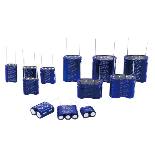 6.0V Combined Type Seires Super Capacitors