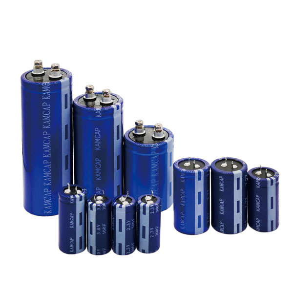 Hybrid Capacitor Series