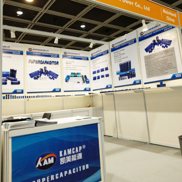 Kamcap supplies China super capacitor